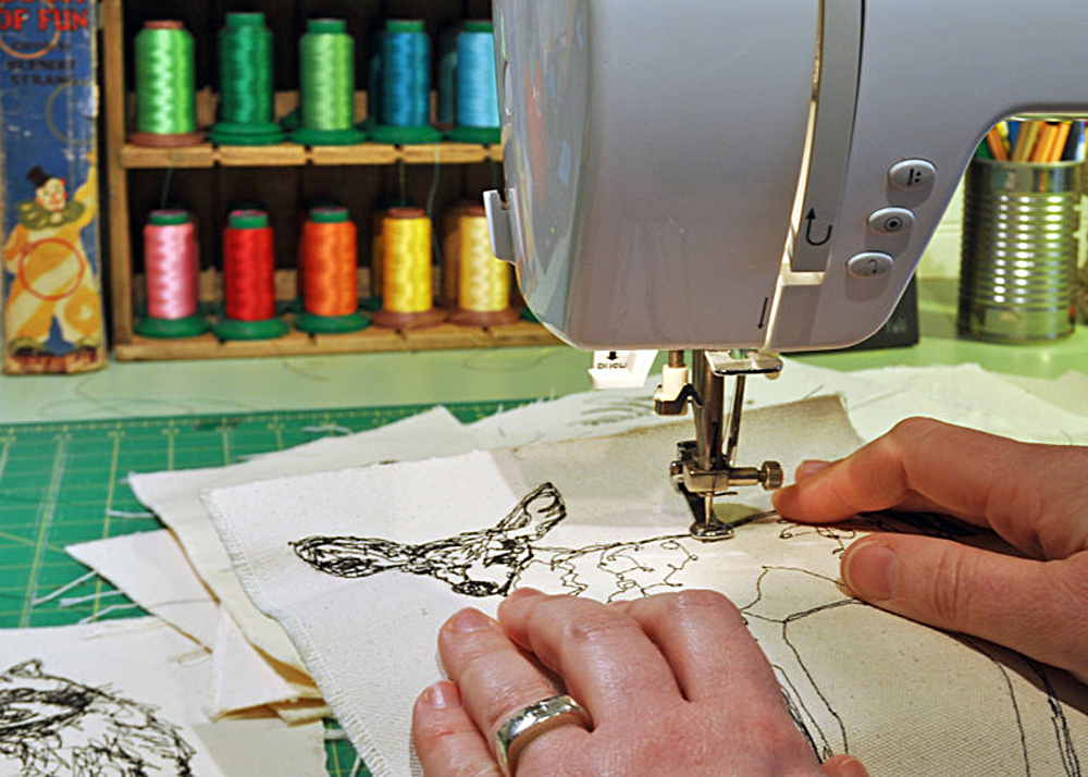Sewing Photo