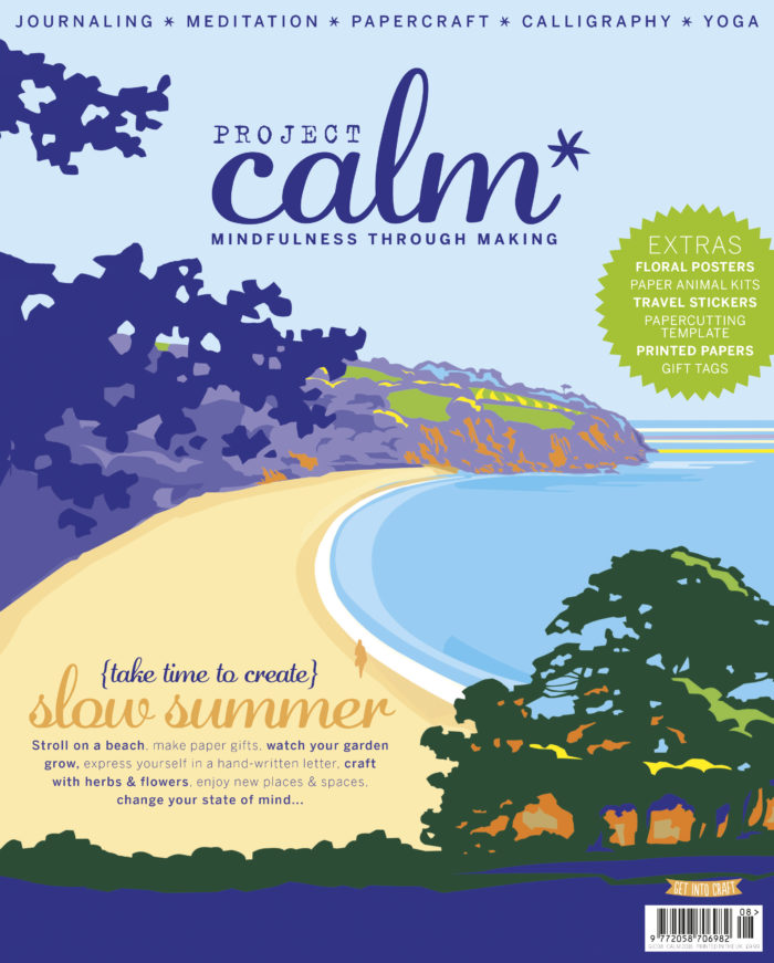 In The News: Project Calm, Mindfulness Through Making