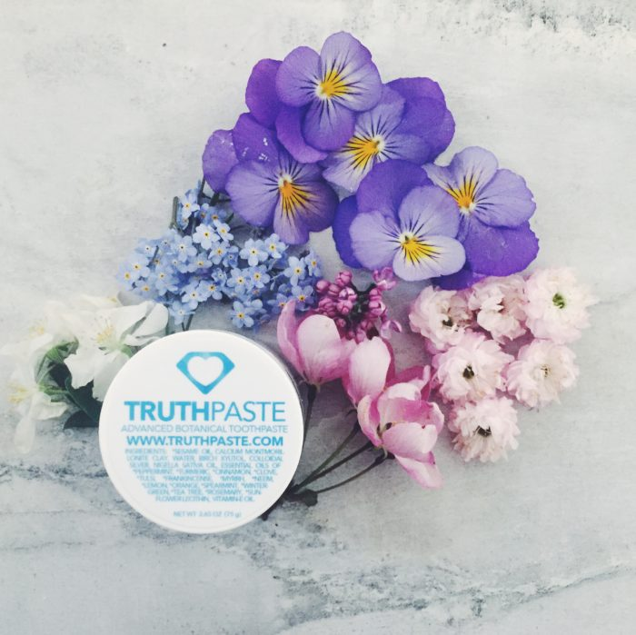 TruthPaste Toothpaste Review & Giveaway