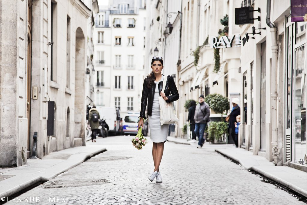 Les_Sublimes_Spring_16_Collection_London_Dress_Streets_of_Paris_with_Flowers_Copyright_1024x1024