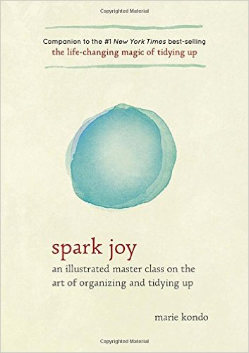 marie kondo spark joy review